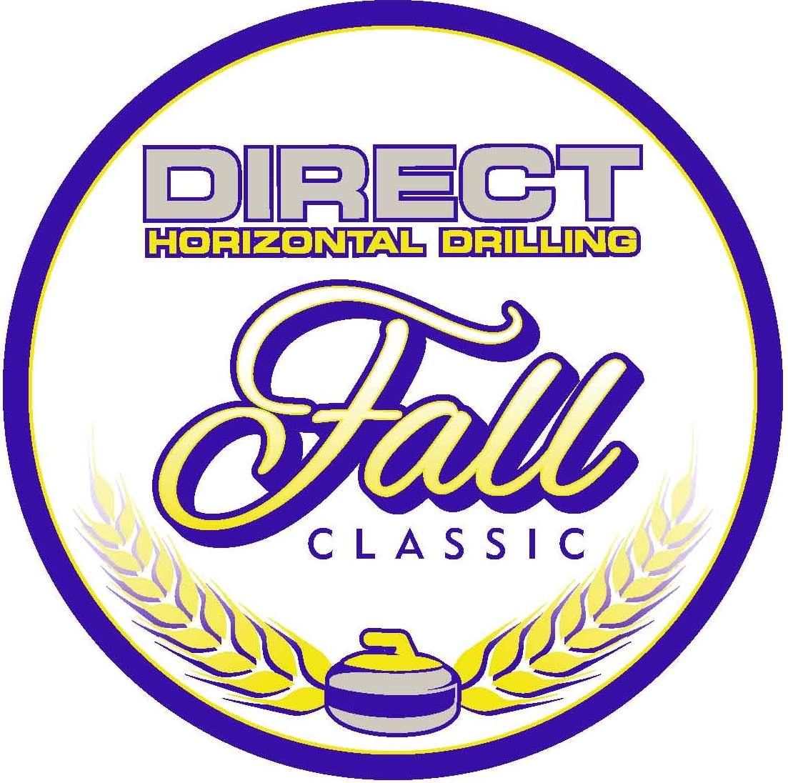 Direct Horizontal Drilling Bonspiel Logo New