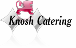 Knosh Catering Logo